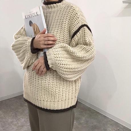 1.5G robbing knit PO