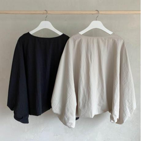 【MADE in KOREA】Balloon blouse   2col
