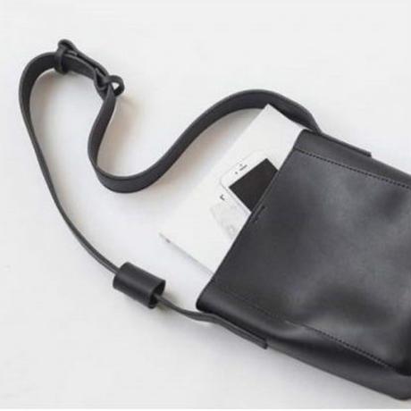 PU 2WAY shoulder Bag   2col