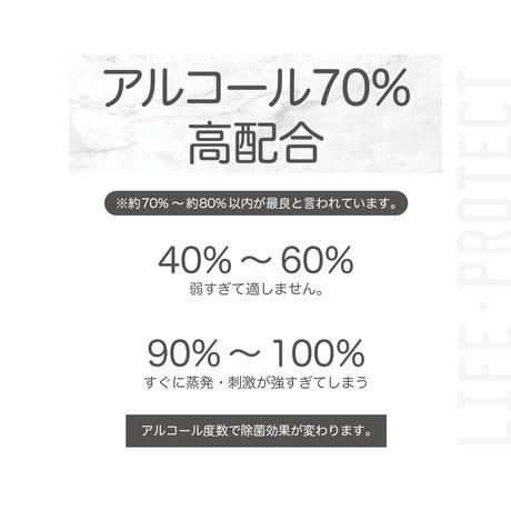 Original 500ml  ALCOHOL 70% GEL  3col