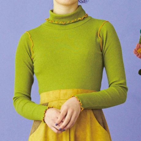 mellow turtle tops (yellowish green)