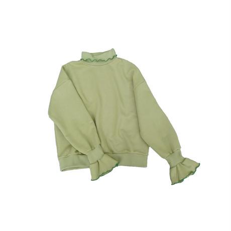 flower petal mellow sweat(green)