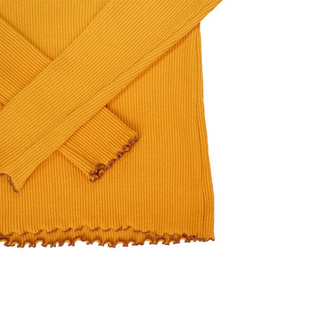 mellow turtle tops (mustard)