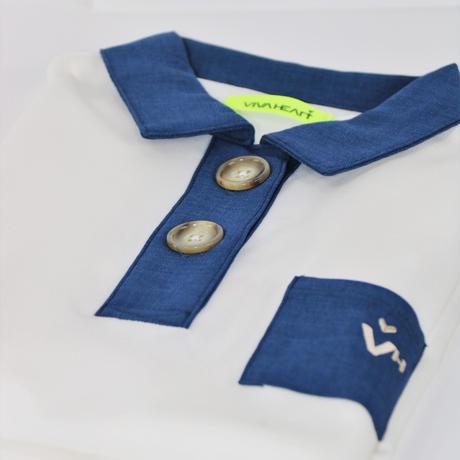 VIVAHEART(ビバハート) レディース ポロシャツ