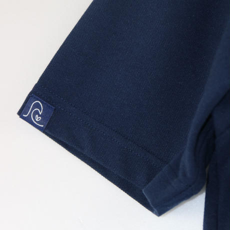 ROSASEN(ロサーセン) U-SKEコラボ 半袖モックネックシャツ