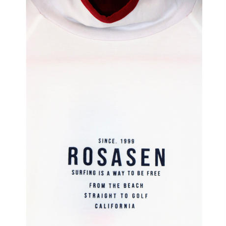 ROSASEN(ロサーセン) レディース ハイネックカットソー