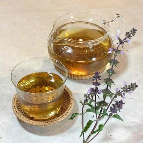 【20グラム 1個 レターパック発送 】和泉市小川産 ホーリーバジル茶  20グラム (2g×10袋)