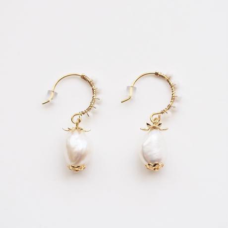 sea white coral pierce