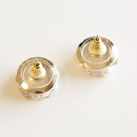 Circle Bijoux Earrings/Pierces