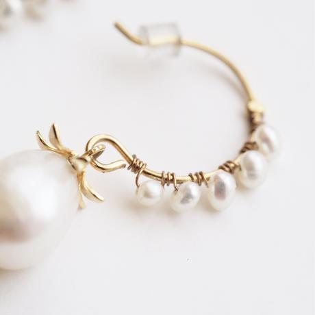 sea pearls pierce