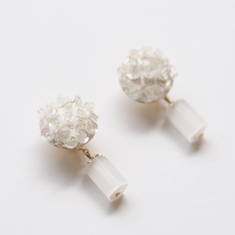 kirakira earring/pierce