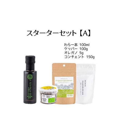 スターターセット【A】