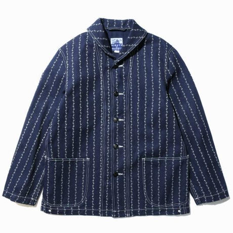 "JELADO ""PIRATE OF BLUE DIE""Liberty Coat(リバティーコート) インディゴ [IP43449]"