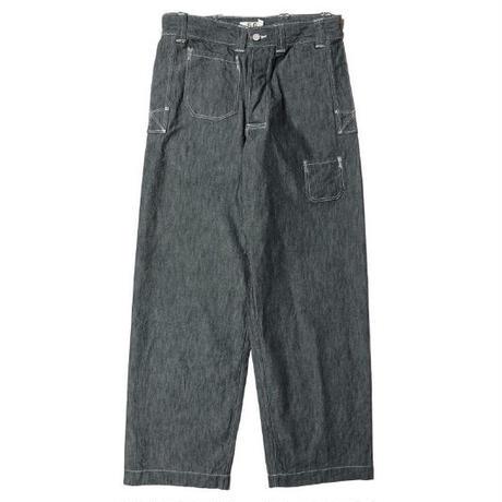JOHN GLUCKOW Net Maker's Trousers(ネットメーカーズ トラウザーズ) インディゴ [JG94302]