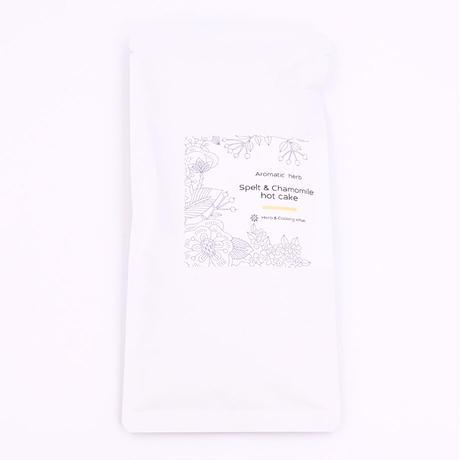 KINA | ホットケーキミックス| スペルト&カモミールホットケーキ