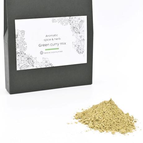 KINA | カレー用調味料| グリーンカレーミックス