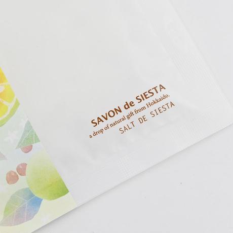 SAVON de SIESTA|バスソルト|シークヮーサーのバスソルト