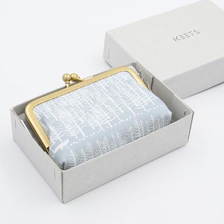 KEETS|名刺入れ|がま口カードケース