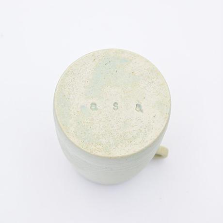 asanomi|花器|グリーン371