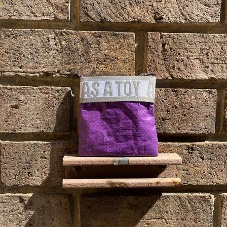 """PE """"PETTANKO"""" PORCH小/purple【AS A TOY】"""
