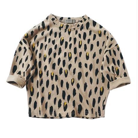 デザインロングTシャツ