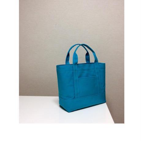 受注製作トートバッグ「 ALL~typeII~ 」( ターコイズブルー × ブルー )