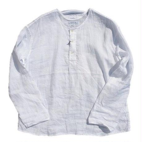 Ordinary fits(オーディナリーフィッツ)   PAJAMA SHIRTS    WHITE
