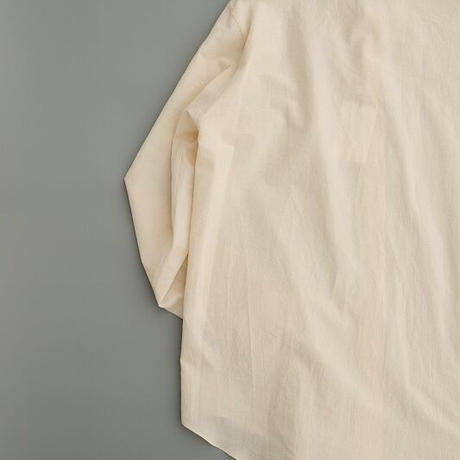 tilt The authentics(チルトザオーセンティックス)   Undecorated Shirt  Ivory         ARTSCAPEexclusive
