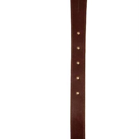 forme(フォルメ)   flp-25  Jodhpurs belt  Burgundy