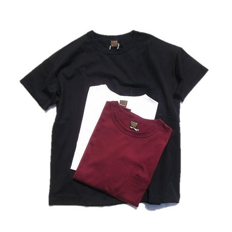 *A VONTADE(アボンタージ)   6.5OZ Silket Pocket T-shirts Loose Fit