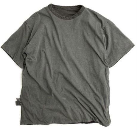 nisica(ニシカ)   リバーシブルTシャツ   GRAY
