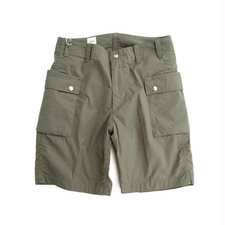 ARAN(アラン)   FIELD SHORTS   ARMY GREEN