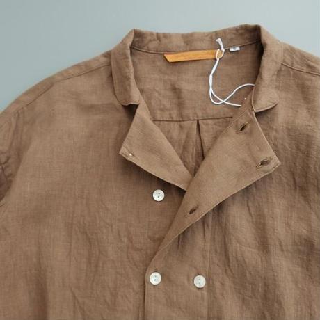 another20thcentury(アナザートゥエンティースセンチュリー)   Bio Koch SS shirts   fawn