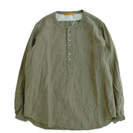 another20thcentury(アナザートゥエンティースセンチュリー)     Camels Pajama shirts   Pistacho