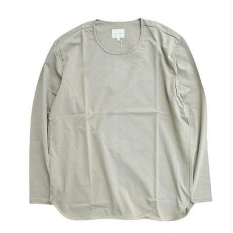 CURLY(カーリー)  CCR LS CN TEE   GREGE