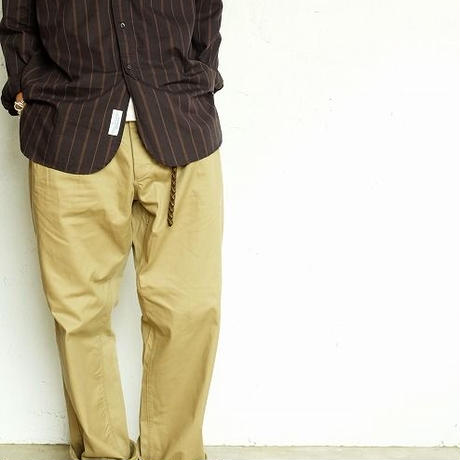 *A VONTADE(アボンタージ)    French Mill.2Tac Chino Trousers