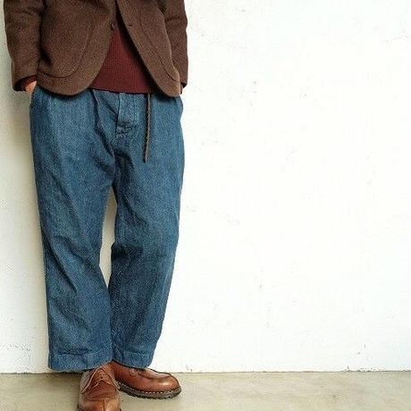 nisica(ニシカ) ガンジージャケット   BROWN