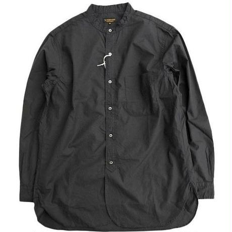 *A VONTADE(アボンタージ)   Banded Collar Shirts  FADEBLACK