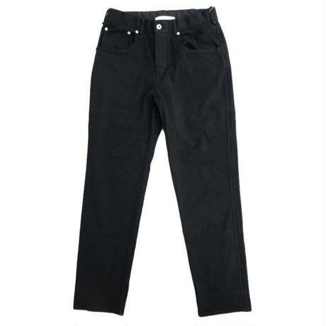 CURLY(カーリー)   MAZARINE 5P JEANS   blackIndigo
