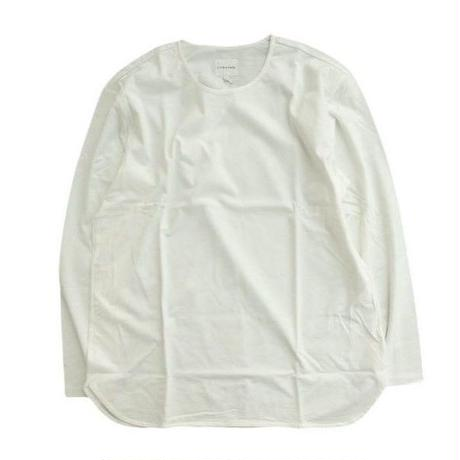 CURLY(カーリー)  CCR LS CN TEE   WHITE