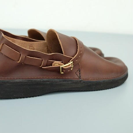 aurora shoes(オーロラシューズ)    middle english   BROWN