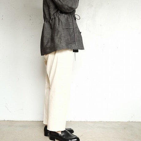 tilt The authentics(チルトザオーセンティックス)   Drawstring Bamboo fatigue