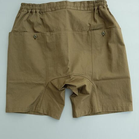 EELproducts(イールプロダクツ)   AUGUST SHORTS   OLIVE