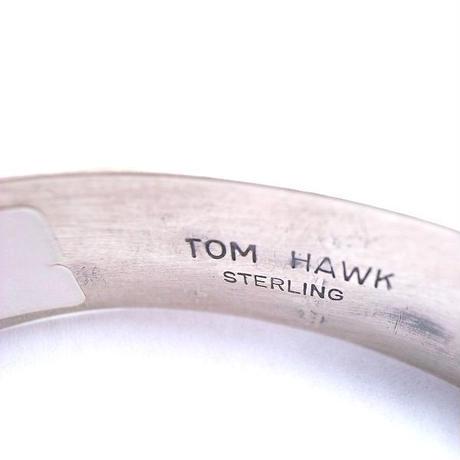 Tom Hawk(トムホーク)  (Navajo)  バングル