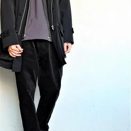 LAMOND(ラモンド)  SHARI URAKE PULLOVER    CHARCOAL