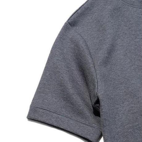STILL BY HAND(スティルバイハンド)  ポンチ半袖カットソー  GRAY