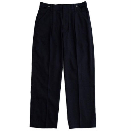 tilt The authentics(チルトザオーセンティックス)   Semi Wide 6 Pocket Trousers   DarkNavy