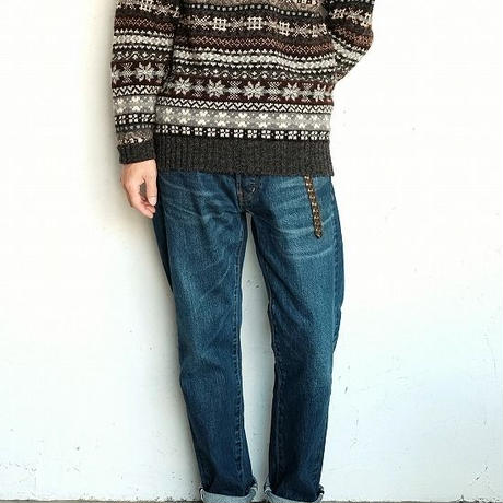 ORDINARY FITS(オーディナリーフィッツ)   5POCKET ANKLE DENIM   New1year