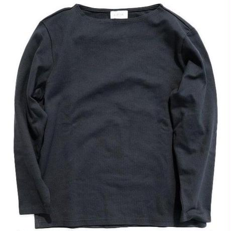 FLISTFIA(フリストフィア)   Long Sleeve Basque T-Shirts  NAVY