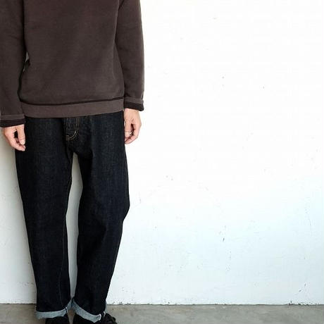 LAMOND(ラモンド)   SERUBITCH TAPERED DENIM
